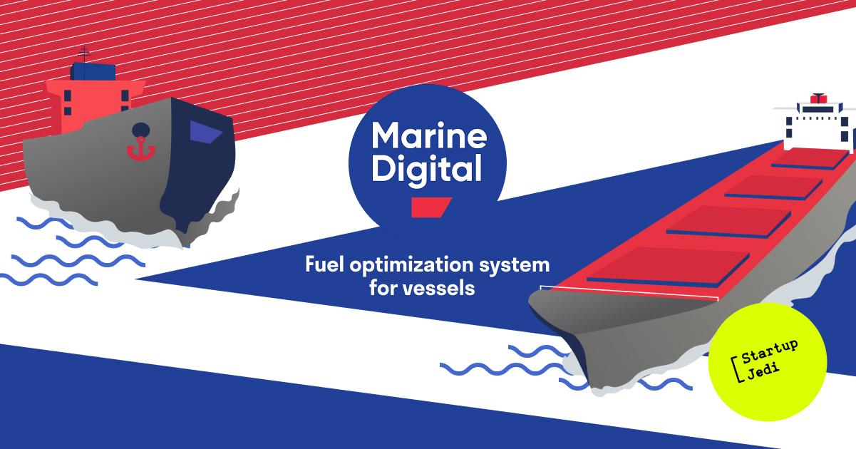 Startups in maritime logistics