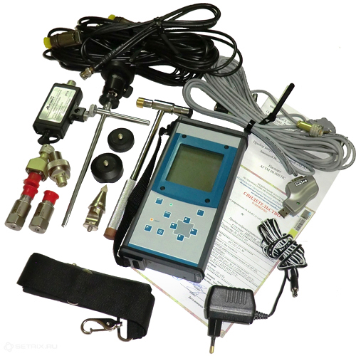 Вибродиагностика компрессора