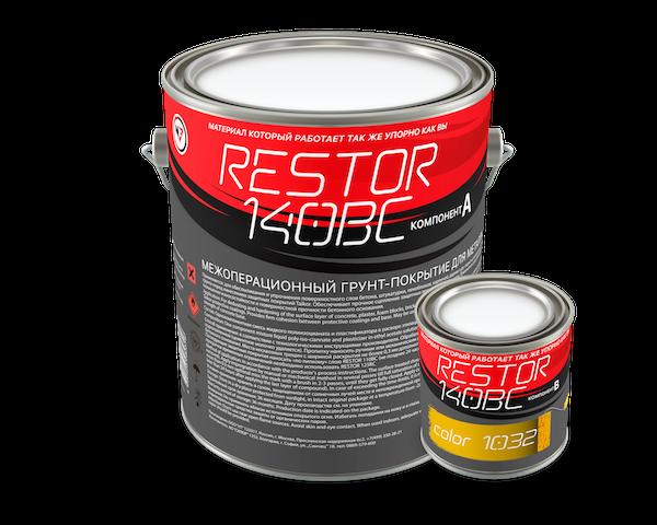 RESTOR 140BC Межоперационное фосфатирующиие грунт-покрытие для металла