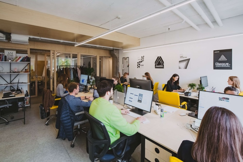 tetralab kyiv office picture