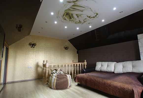 Натяжные потолки Киев от Decor Design