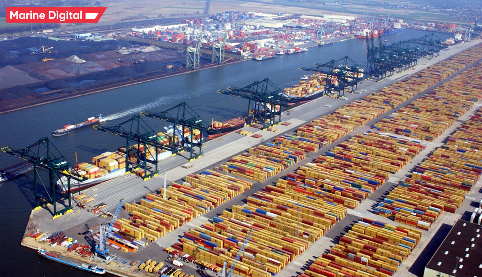 Port Antwerp