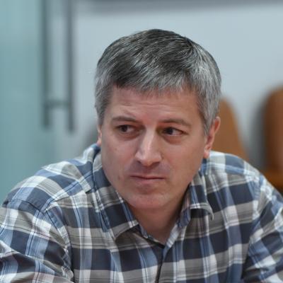 Олег Глотов, руководитель лаборатории генетики Городской больницы №40