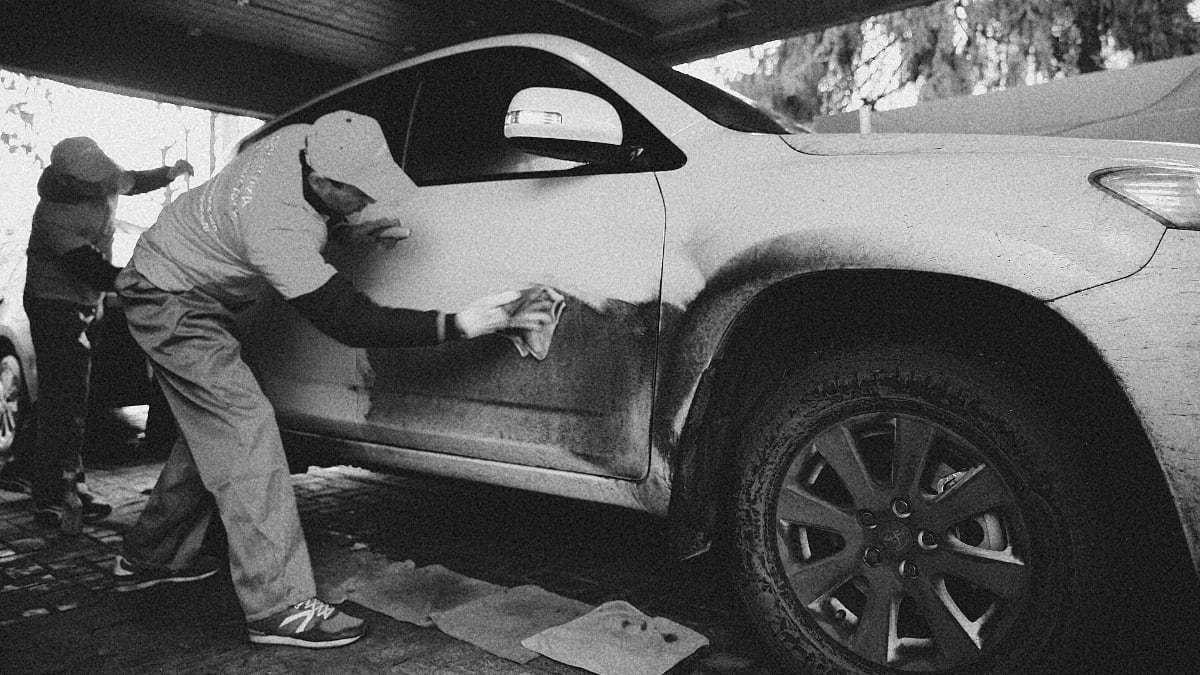 как ухаживать за керамикой на авто