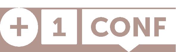 +1 CONF