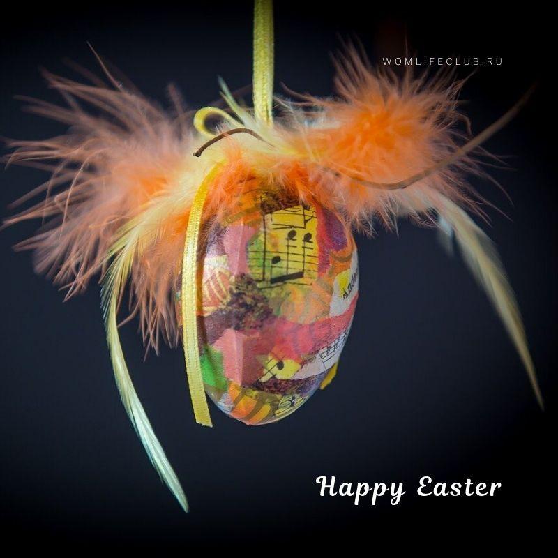 Easter - открытки на английском
