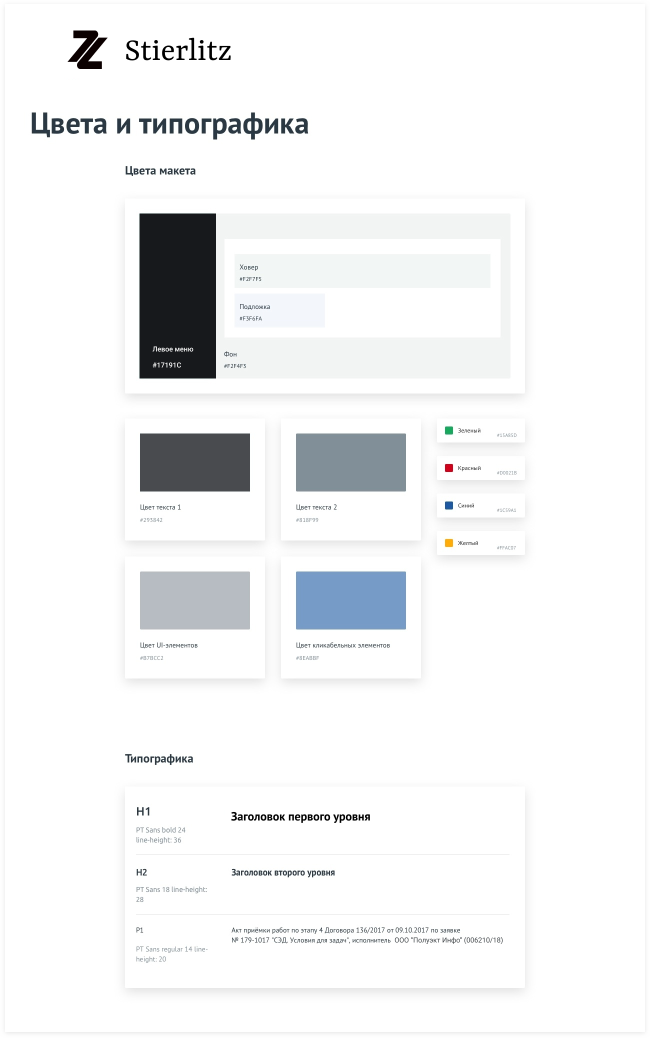Элементы гайдлайна Carlsberg: цвета и типографика   SobakaPav.ru