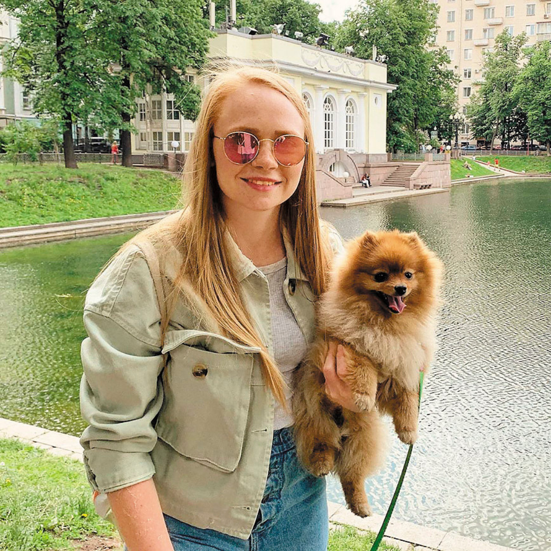 Александра КУЗЕНКИНА
