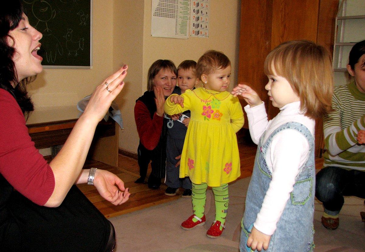 Раннее развитие в детском саду Изумруд