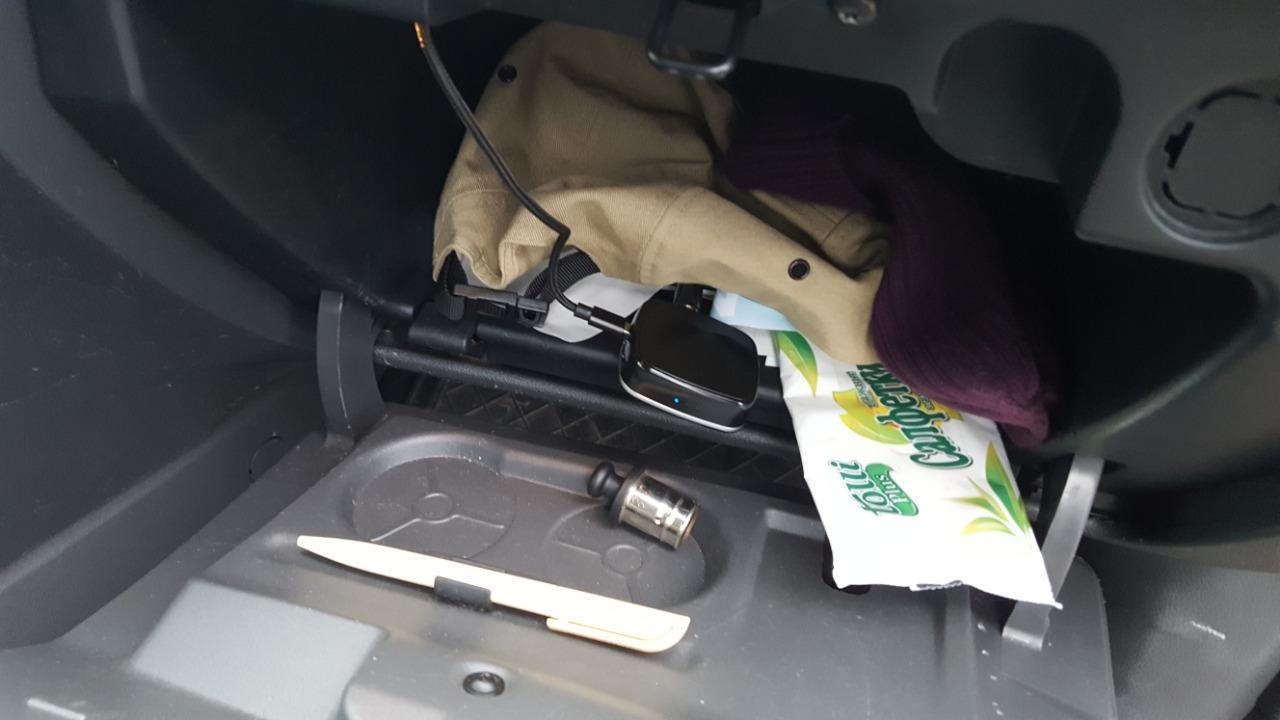 бардачок форд фокус 2