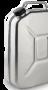 Канистры металлические Хозлидер