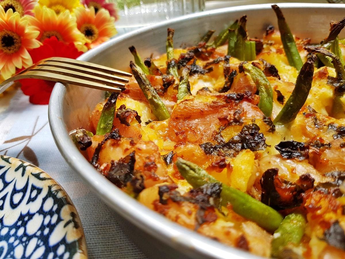 Рецепт с фото - картошка в духовке. Вкусный Израиль.