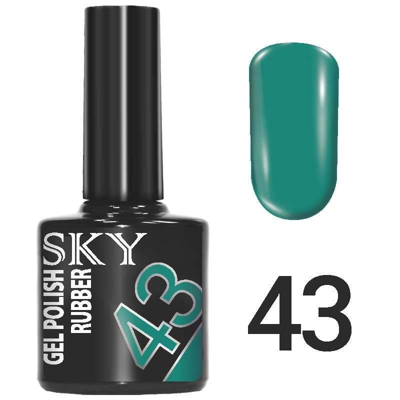 Sky gel №43