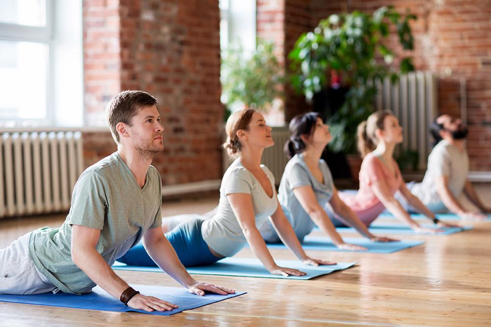 Дневная практика йоги Киев
