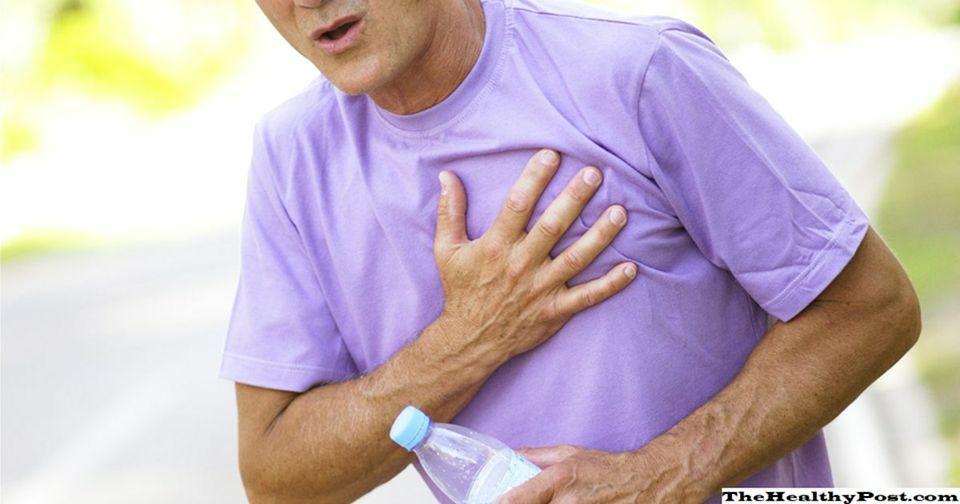 болит грудная клетка при физических нагрузках