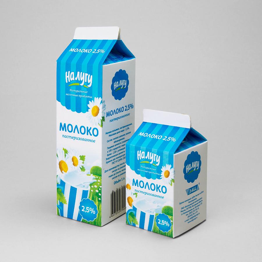 Картинка молоко в пачке