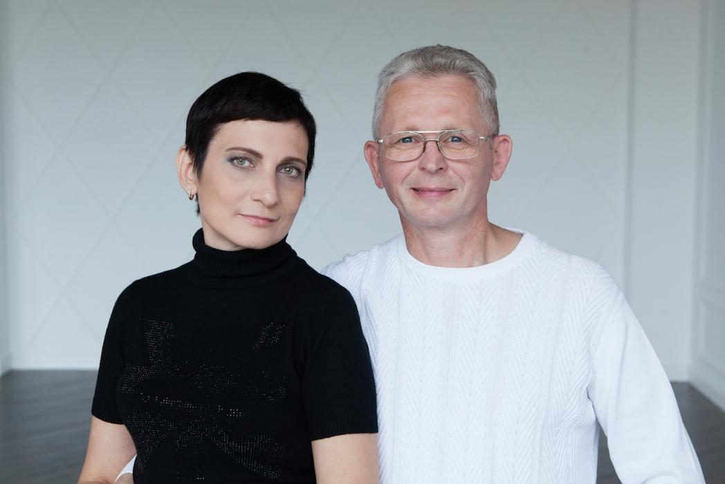 Марина и Владимир <br />