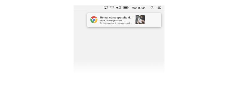 Notix MacOS Push Notification