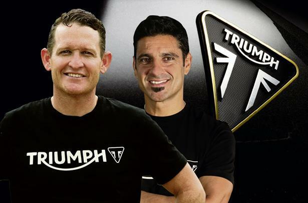 Triumph объявляет о своем намерении войти в индустрию мотокросса и эндуро