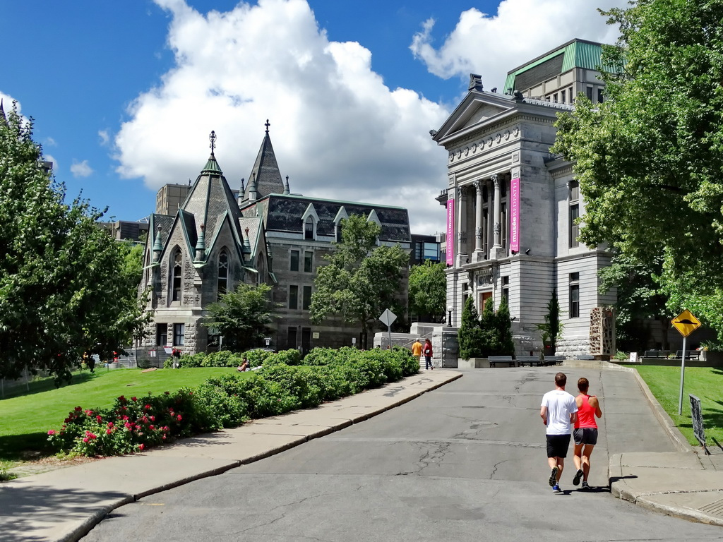 Mcgill's active bystander program aims to prevent sex assaults