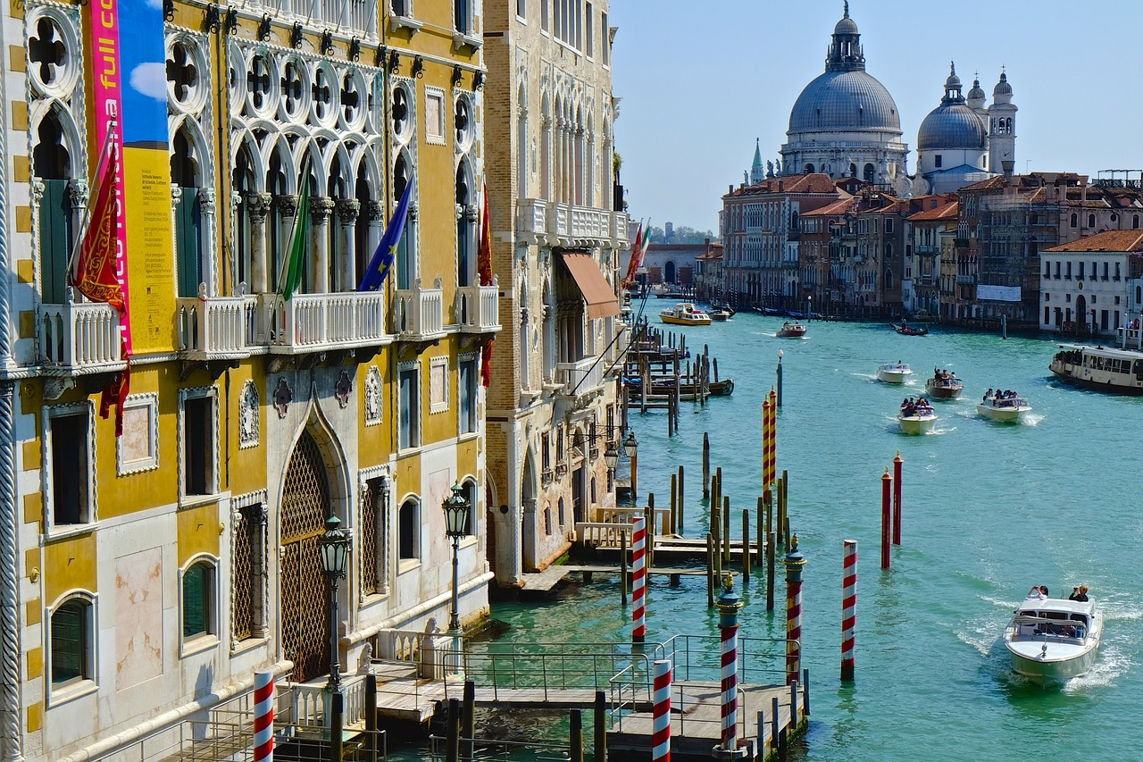 Venice escorted travel