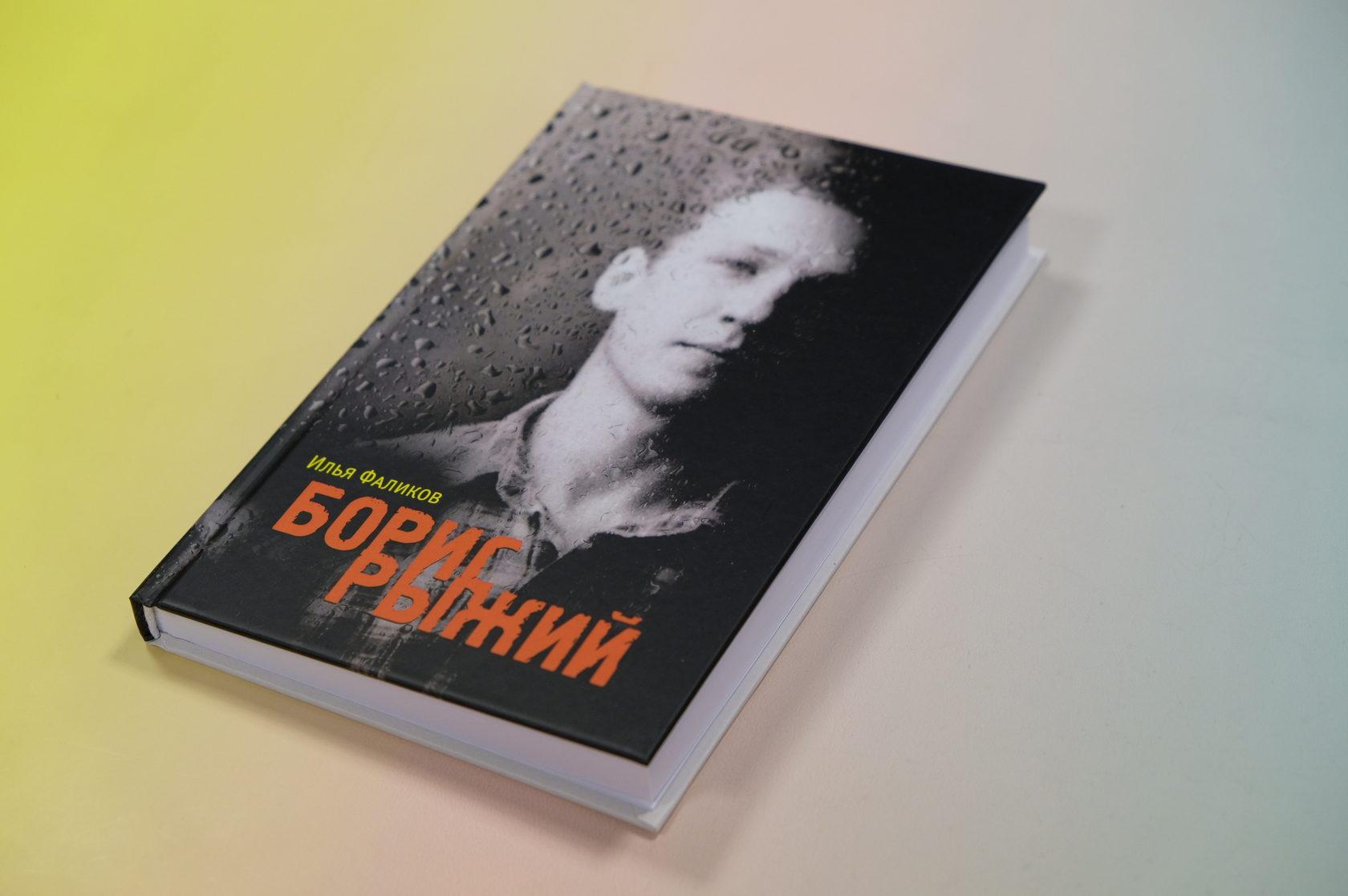 Купить книгу Илья Фаликов «Борис Рыжий. Дивий камень»