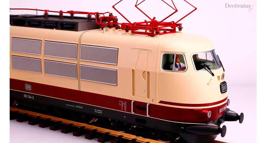 модель поезда немецкой марки пико (Piko)