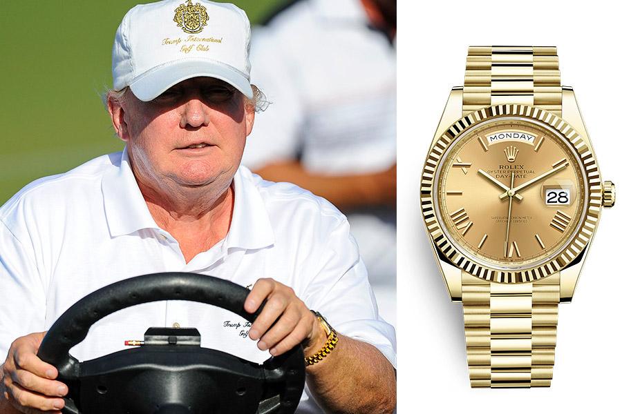 Часы Трампа