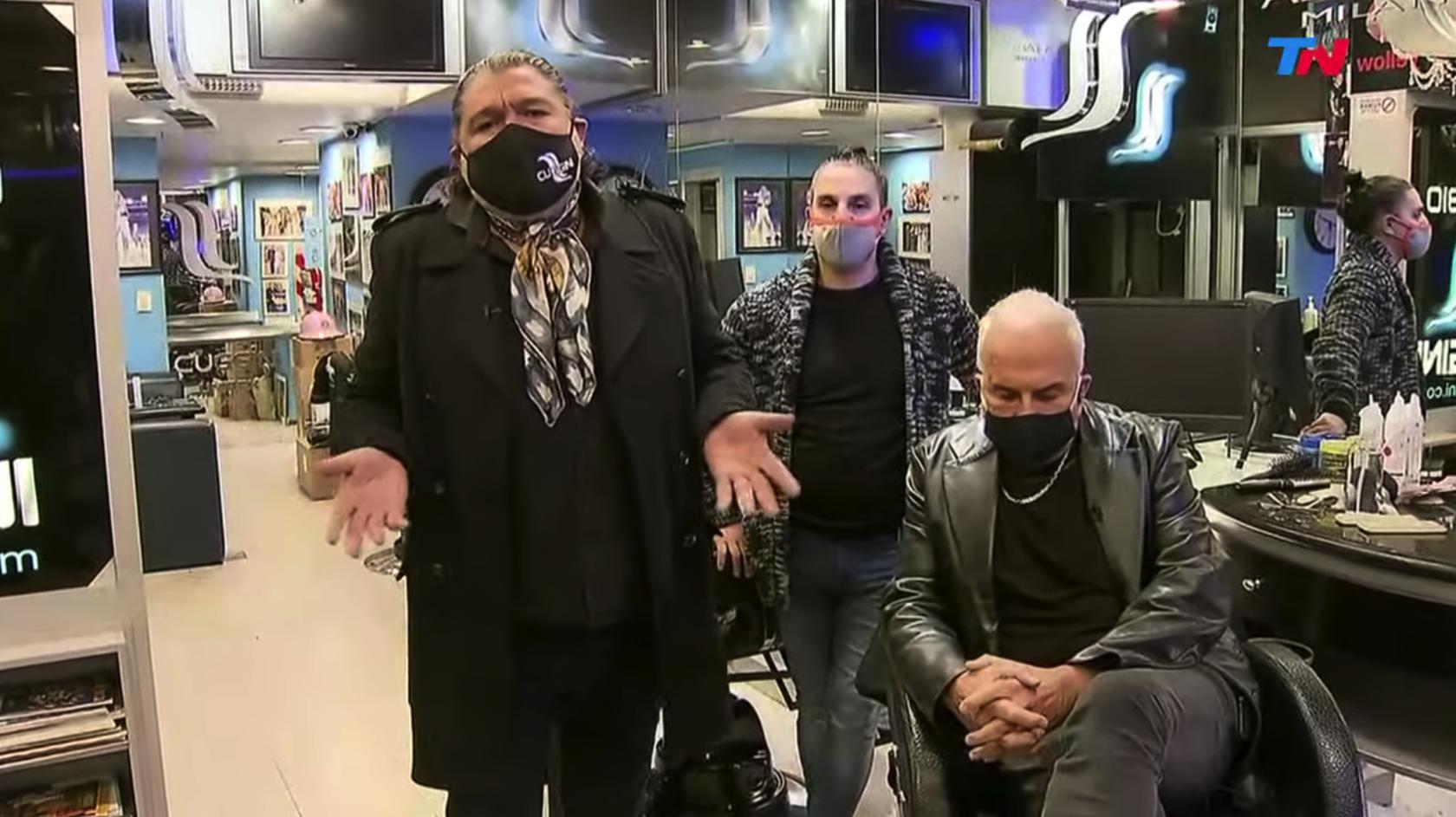 Аргентинские парикмахерские требуют разработать протоколы работы в карантине