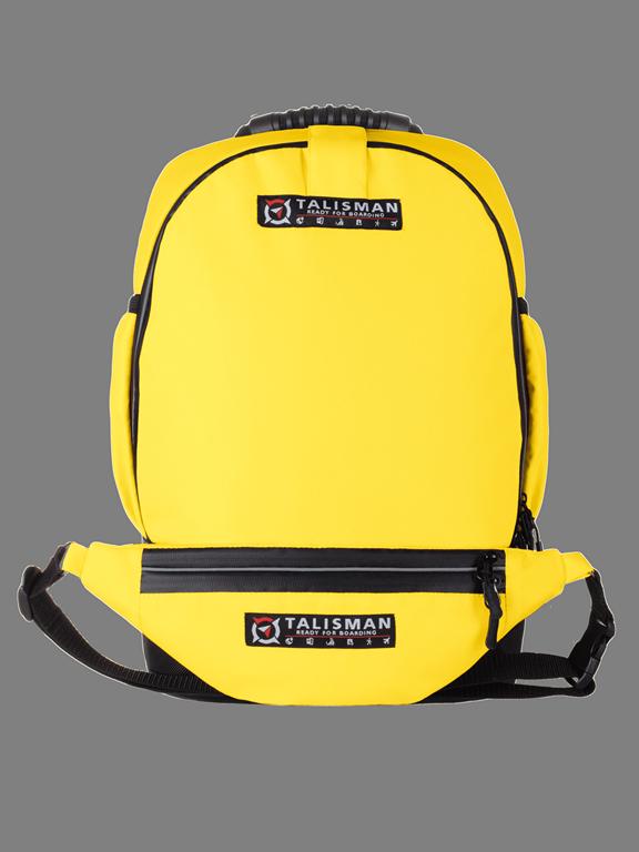 рюкзак, трансформер, купить, украина, производитель, ручная кладь, для перелетов, для туристов, сумка бананка, купить, принт симпсоны