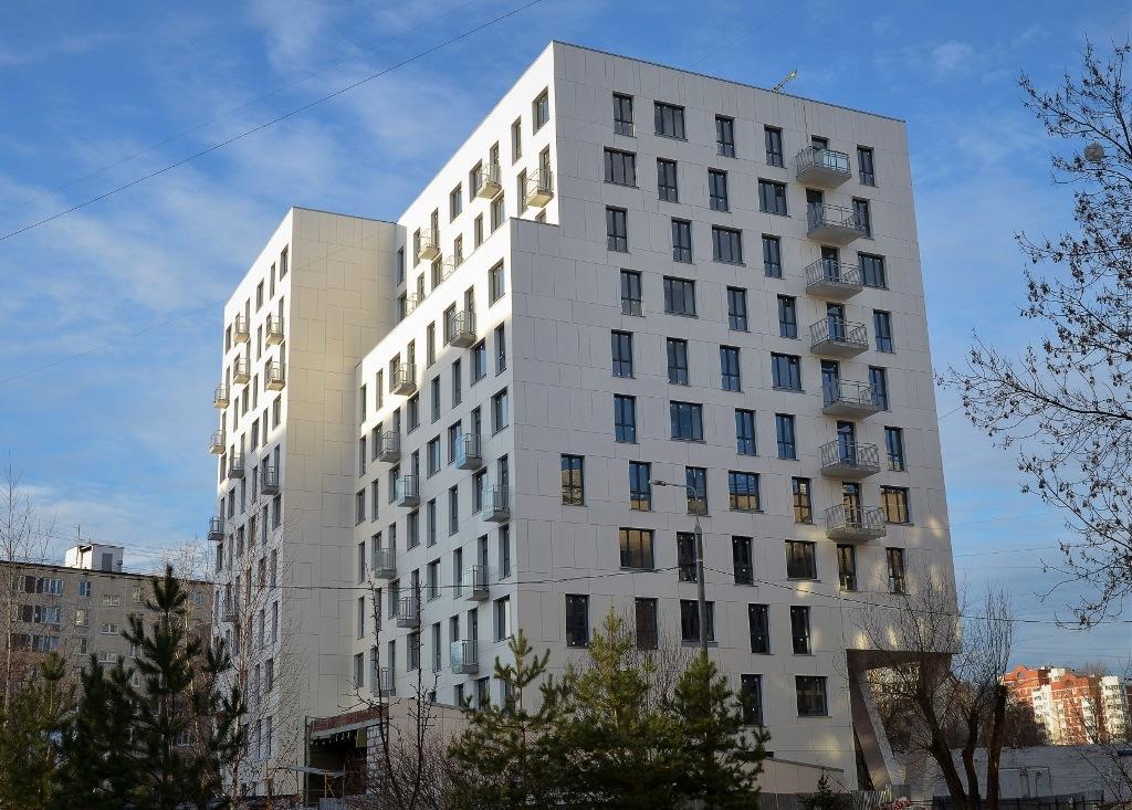 Приемка квартиры в ЖК «Счастье в Кусково»