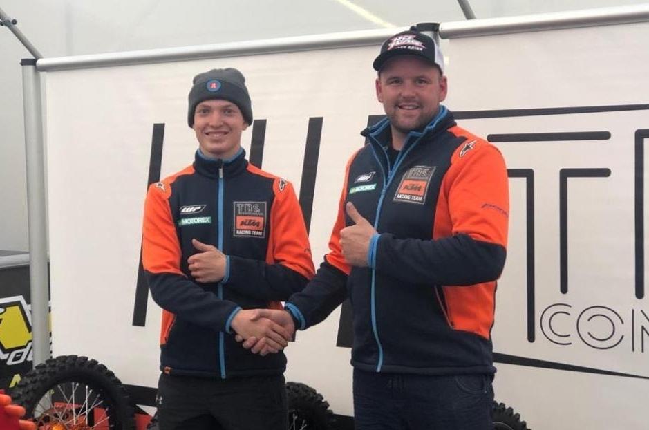 Тван ван Эссен подписывает контракт с TBS Conversions KTM