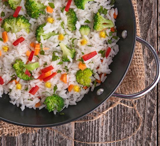 Ризото със зеленчуци Krina