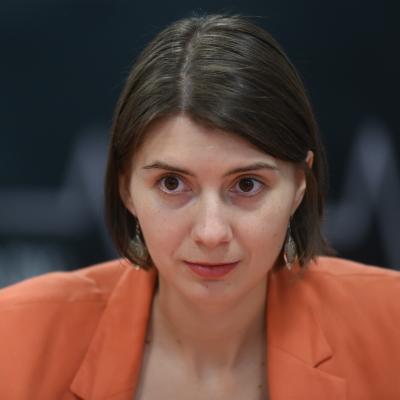 Ольга Пылаева, исполнительный директор благотворительного фонда «Острова»