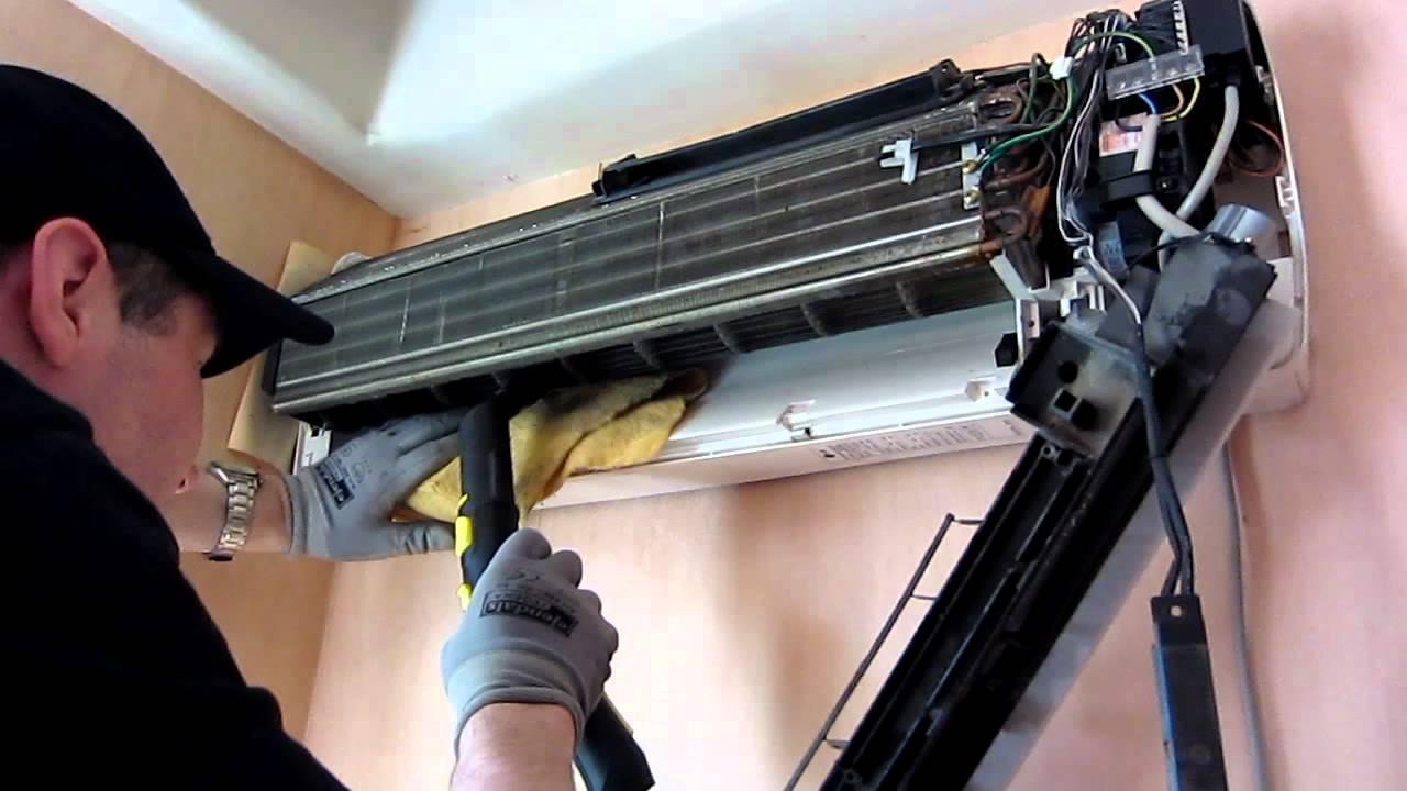 Обслуживание и чистка сплит-систем в Ростове