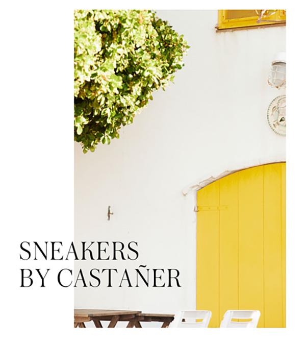 Коллекция кроссовок от Castaner