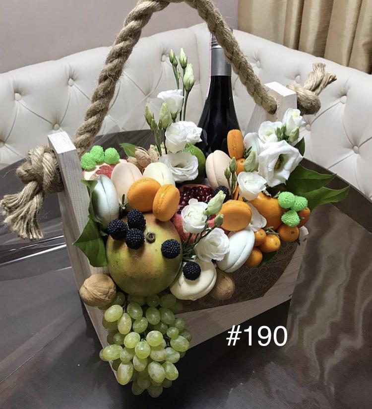 Цветы, вкусный букет бишкек