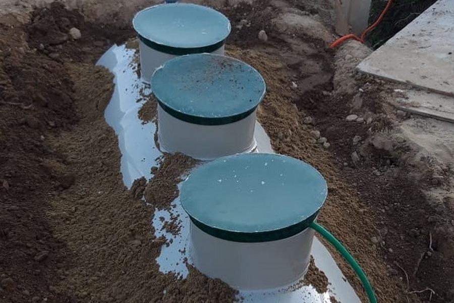 Продажа и монтаж энергонезависимых био септиков для частного дома в Сочи