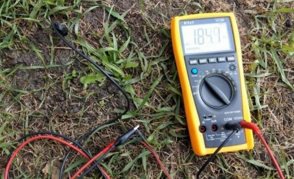 Мониторить влажность грунта следует на глубине залегания корневой системы - 20-35 см от уровня почвы.