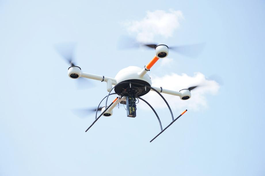 UAV Methane Detector