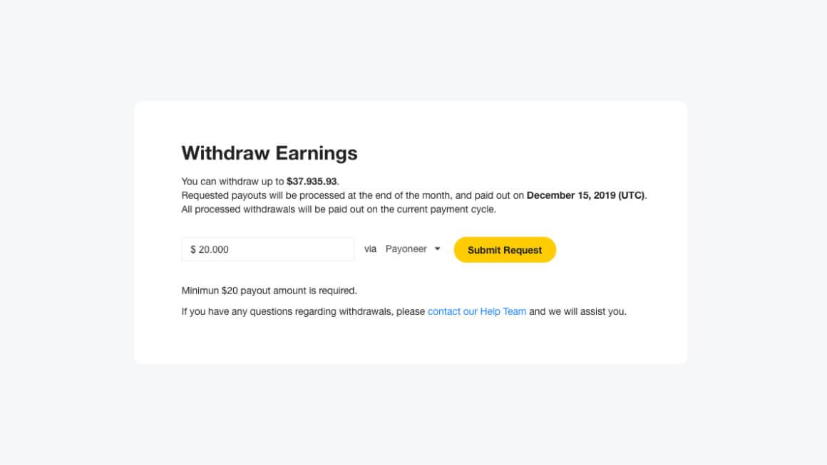 Как вывести деньги с YellowImages