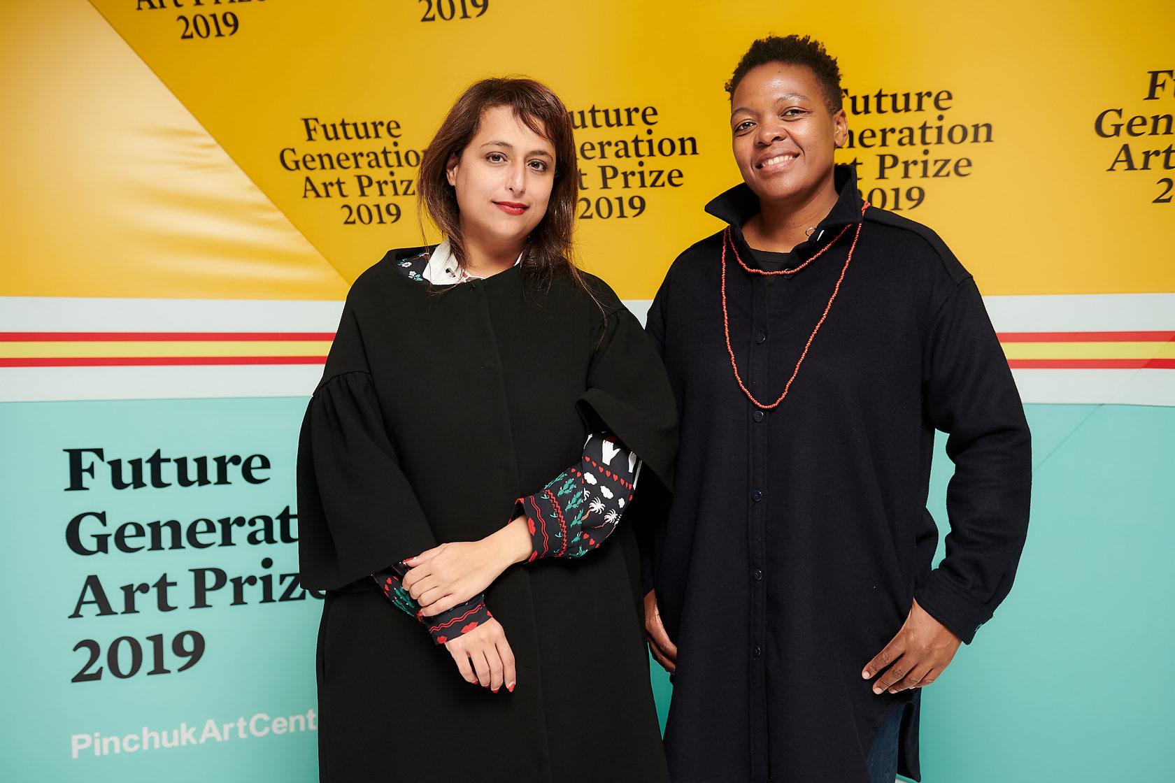 Future Generation Art Prize 2019 - Exhibitions