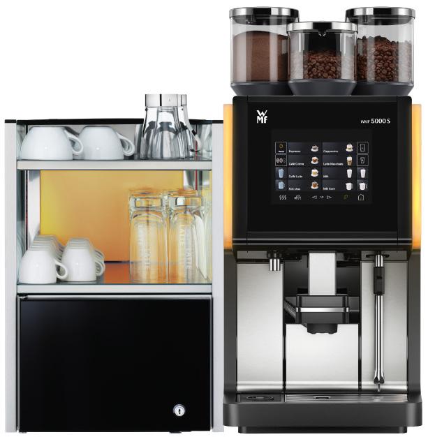 кофемашины wmf 5000s холодильник