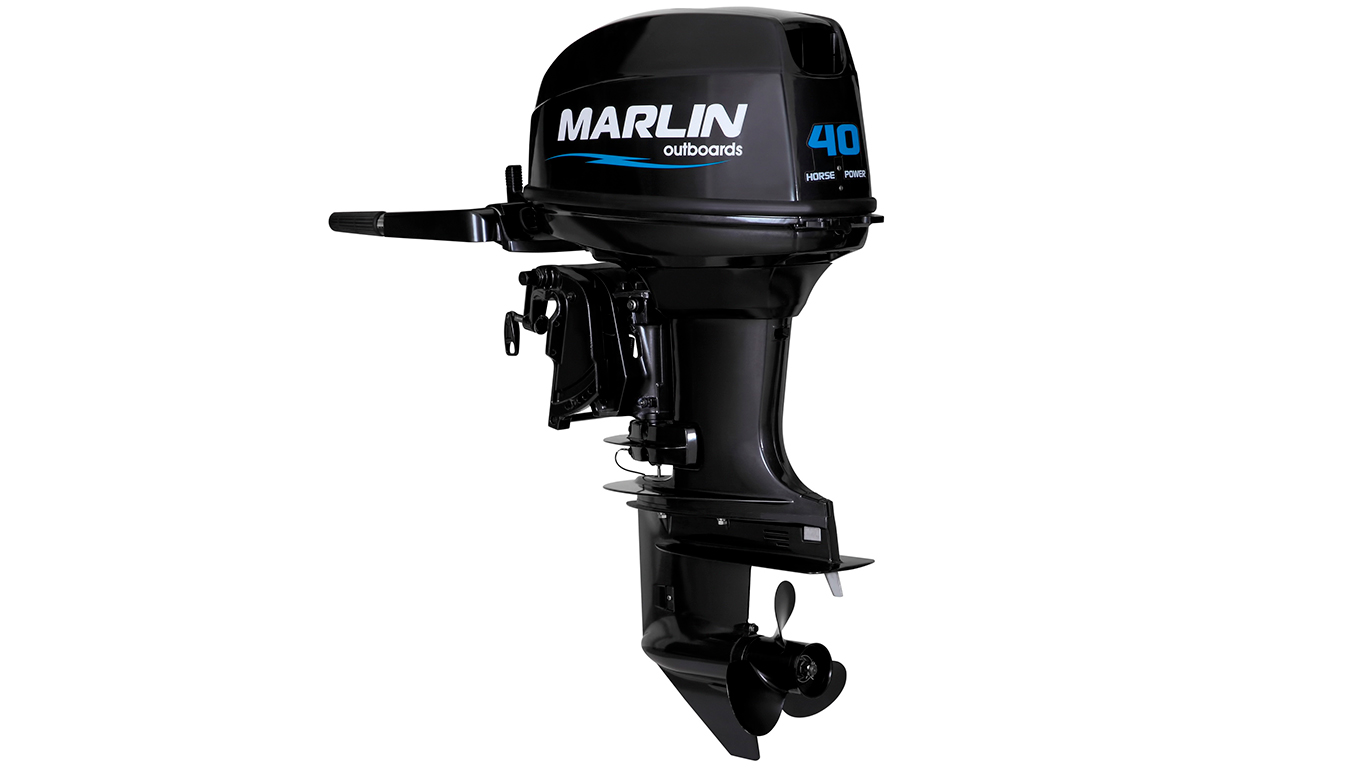 Marlin MP 40 AMHL 40 л.с.