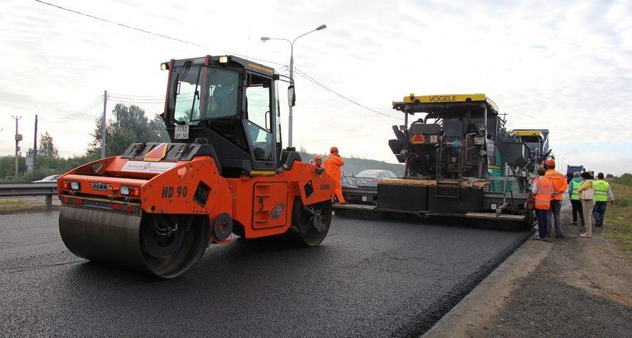 Основная часть ремонтных работ в центральной части страны придется на Московскую область (фото: ФКУ «Центравтомагистраль»)