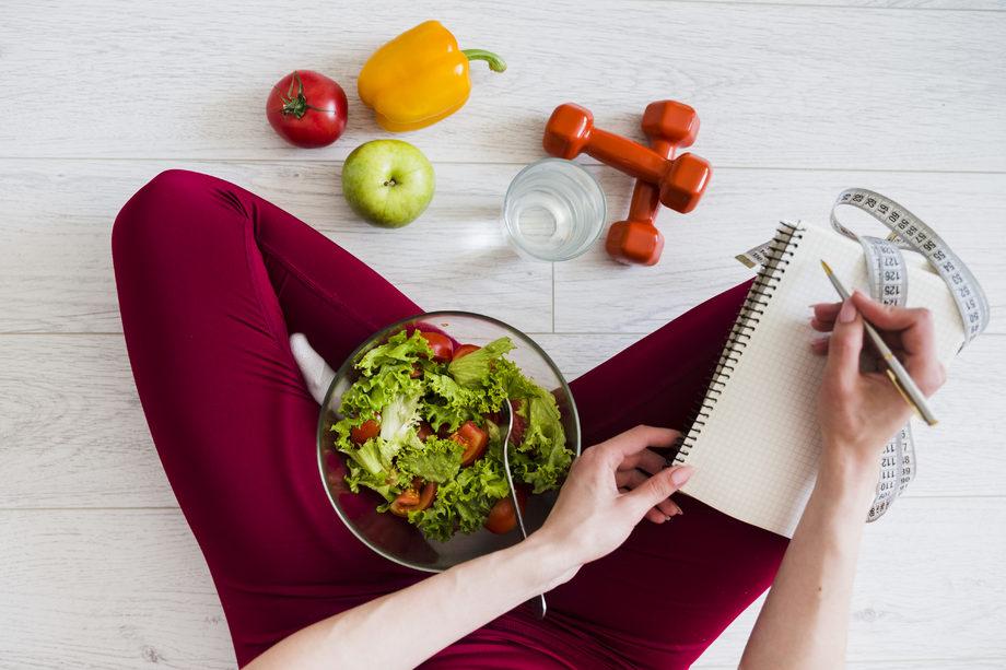 Здоровая низкокалорийная диета