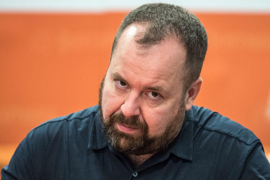 Эксперт Санкт-Петербургского отделения ВООПиК Денис Чиж