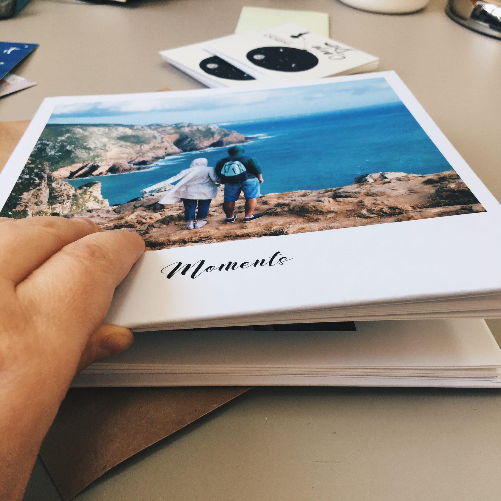 печать фотокниги через интернет такие