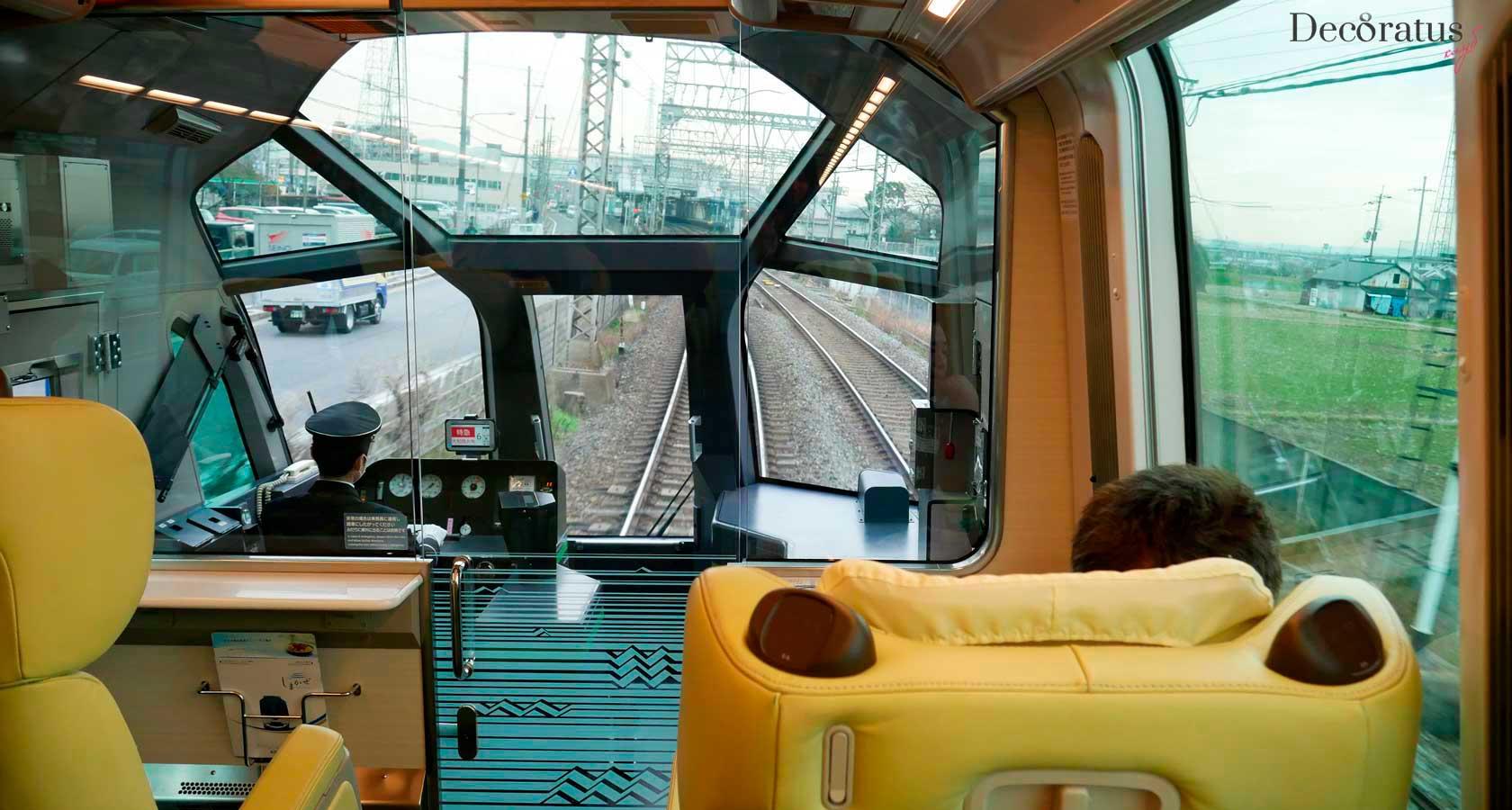 поезда японии экспресс шимаказе
