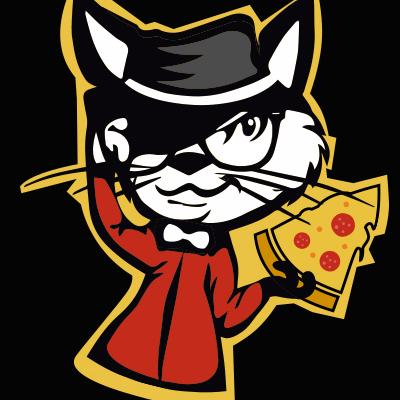 Доставка пиццы Мистер Кот